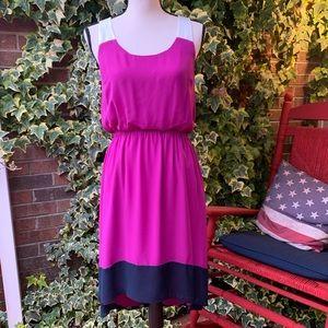 Tank Top High Low Summer Dress